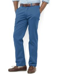 Polo Ralph Lauren Classic Suffield Preppy Chino Pants - Lyst