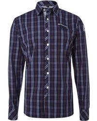 Nza - Grid Check Shirt - Lyst