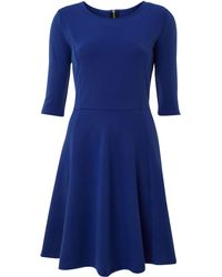 Therapy Skater Dress - Lyst