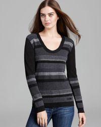 Burberry Brit Stripe Sweater - Lyst