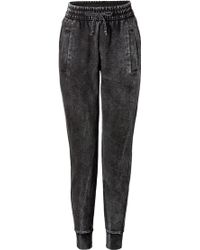 Helmut - Drawstring Trousers in Black - Lyst