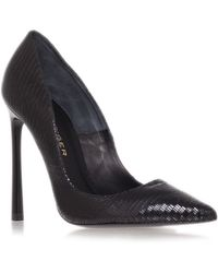 Kurt Geiger Cilla Court Shoes - Lyst