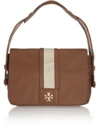 Tory Burch - Patty Leather Shoulder Bag - Lyst