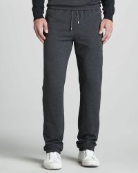 Zegna Sport - Track Pants Gray - Lyst