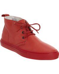 Del Toro Chukka Sneaker - Lyst