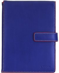 Lodis - Passport Wallet with Ticket Flap - Lyst
