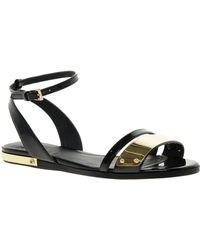 Asos Franklin Flat Sandals - Lyst