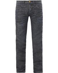 PRPS Noir - Rambler Crinkled Straight-leg Jeans - Lyst