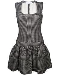 Thakoon Addition Flared Skirt Dress - Lyst