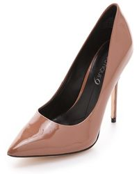 Boutique 9 Justine Pointy Toe Pumps - Lyst