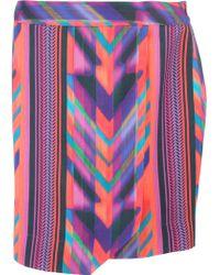 Lala Berlin - Caladan Printed Skirt - Lyst