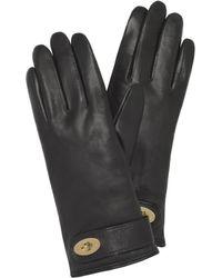 Mulberry Postman'S Lock Glove - Lyst