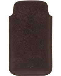 Mulberry Iphone 5 Cover - Lyst