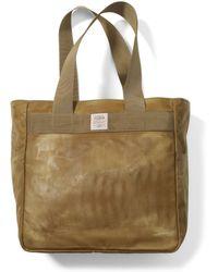 Club Monaco | Filson Tin Cloth Tote Bag | Lyst