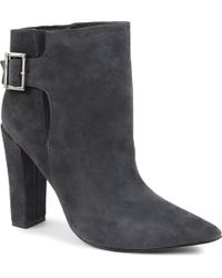 KG by Kurt Geiger Stage Suede Ankle Boots - Lyst
