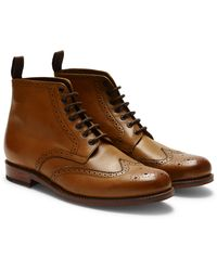 Club Monaco Grenson Sharp Boot - Lyst