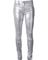 Ann Demeulemeester  Leather Trouser - Lyst