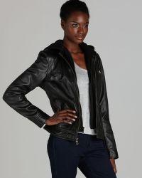 Marc New York - Leather Jacket - Vintage Wash - Lyst
