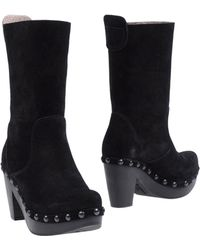 Pedro Garcia Ankle Boots - Lyst