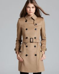 Burberry Coat Buckingham - Lyst
