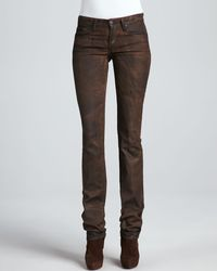 Ralph Lauren Black Label Matchstick Slim Jeans - Lyst