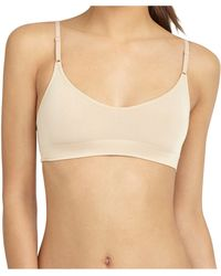 Brooks Brothers Wacoal Seamless Bralette brown - Lyst