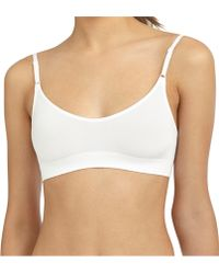 Brooks Brothers - Wacoal Seamless Bralette - Lyst