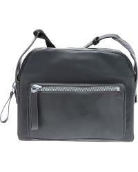 Lanvin - Structured Shoulder Bag - Lyst