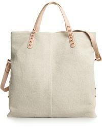 BCBGeneration | Halle Canvas Tote | Lyst