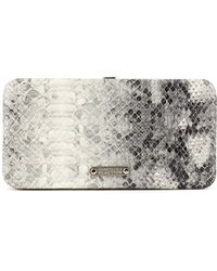 Kenneth Cole Reaction Just in Case Hinge Frame Clutch - Lyst