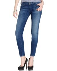 Guess Power Skinny Jeans, Lyon Wash - Lyst