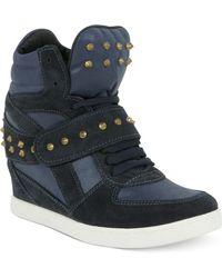 Modern Vice - Siena Wedge Sneakers - Lyst