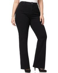 Not Your Daughter's Jeans Hayden Tummy Slimming Boot Cut Plus Size Jeans  - Lyst