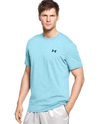 Under Armour Charged Cotton Short Sleeve Training T-Shirt - Lyst