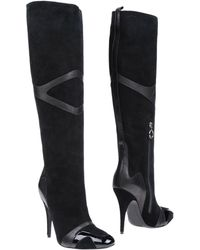 Alberto Guardiani Highheeled Boots - Lyst