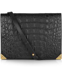 Alexander Wang Prisma Double Envelope Shoulder Bag - Lyst