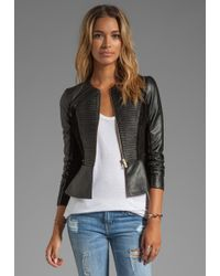 Alice By Temperley - Giovanni Jacket in Black - Lyst