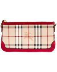 Burberry Brit | Checked Shoulder Bag | Lyst