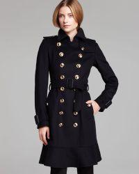 Burberry Littleton Coat - Lyst
