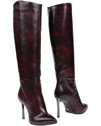 Fabi Highheeled Boots - Lyst