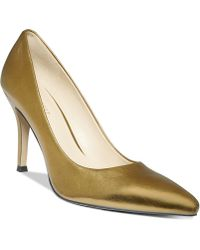 Nine West Flax Pumps - Lyst