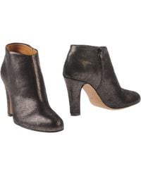 Pierre Darre' Ankle Boots - Lyst