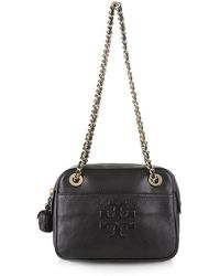 Tory Burch Thea Crossbody Chain Bag - Lyst