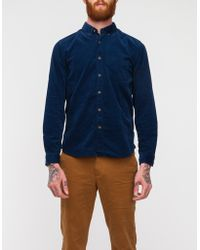 Life After Denim Silverlake Cord Shirt - Lyst