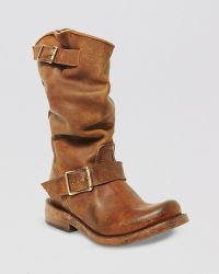 Freebird by Steven - Engineer Slouch Boots Crosby - Lyst