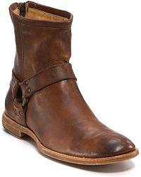 Frye - Phillip Harness Boot - Lyst
