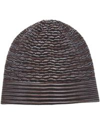 Missoni Knitted Hat - Lyst