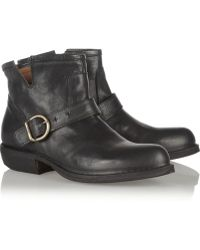 Fiorentini + Baker Chad Leather Ankle Boots - Lyst