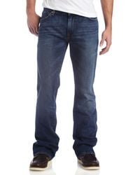 7 For All Mankind Imperial Bootcut Jeans - Lyst
