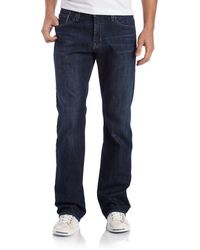 Ag Adriano Goldschmied Protege Classic Straight Jeans - Lyst